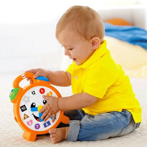 Fisher Price Toys Fisher-Price Laugh & Learn Counting Colors Clock