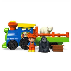 Fisher Price Little People Zoo Train-Toys-Babysupermarket