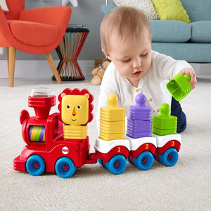Fisher Price Toys Fisher-Price Little Stackers Train
