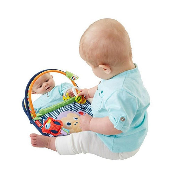 Fisher Price Monkey Mirror Baby Supermarket Free Shipping