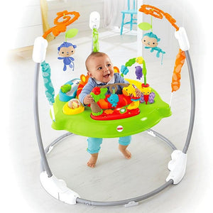 Fisher Price Toys Fisher-Price Roarin Rainforest Jumper