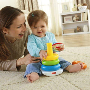 Fisher Price Rock A Stack-Toys-Babysupermarket