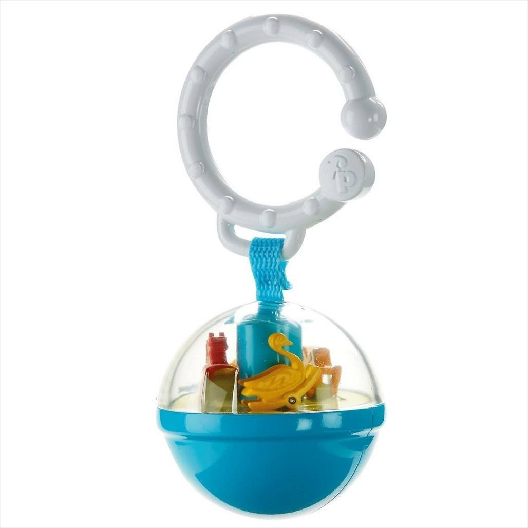 Fisher Price Roly Poly Chime Ball-Toys-Babysupermarket