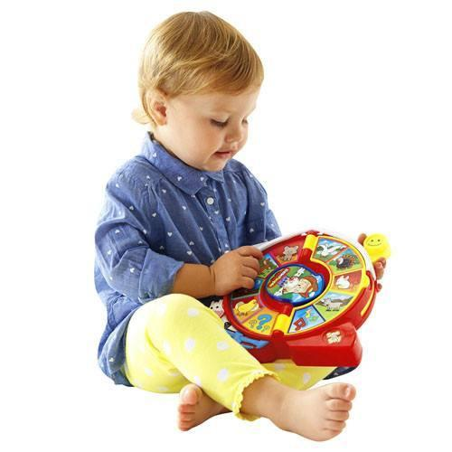 Fisher Price See n Say Farm-Toys-Babysupermarket