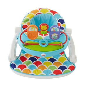 Fisher Price Toys Fisher Price Sit-Me-Up Floor Seat with Toy Tray