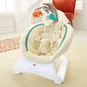 Fisher Price Toys Fisher-Price Snuggle Bouncer Natural