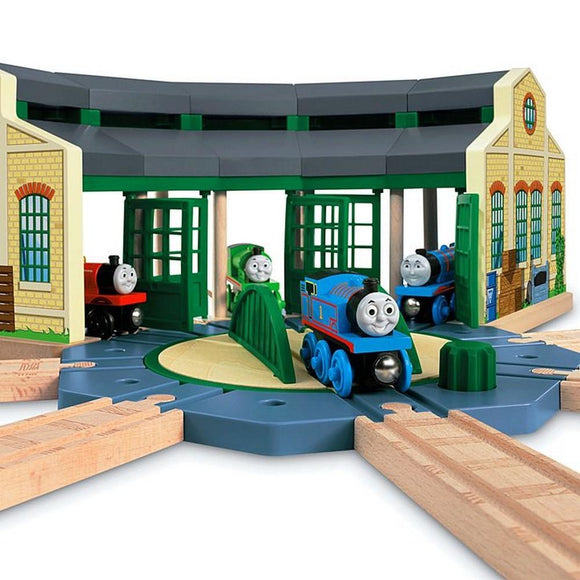 Fisher Price Toys Fisher-Price Thomas and Friends Tidmouth Sheds