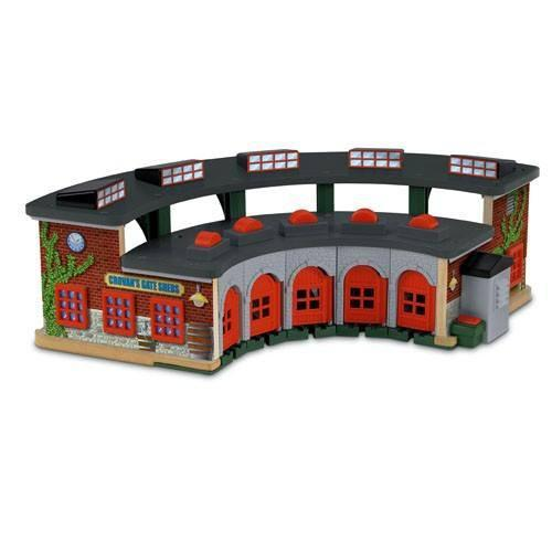 Thomas and Friends Railway Deluxe Roundhouse-Toys-Babysupermarket