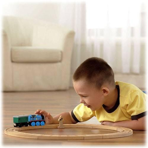 Thomas and Friends Railway Starter Oval Train Wooden Set-Toys-Babysupermarket