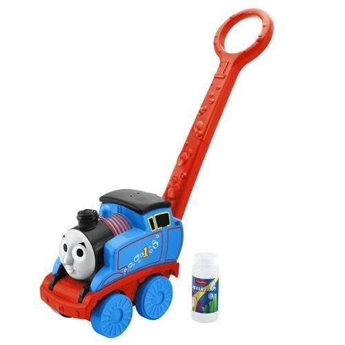 Thomas and Friends Railway Thomas Bubble Delivery-Toys-Babysupermarket