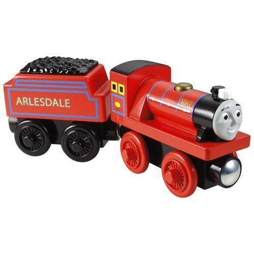 Thomas and Friends Railway Wooden Railway Mike-Toys-Babysupermarket