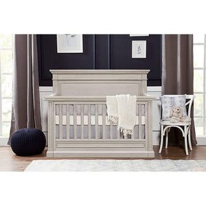 Franklin & Ben Furniture Franklin & Ben Claremont 4-in-1 Convertible Crib London Fog