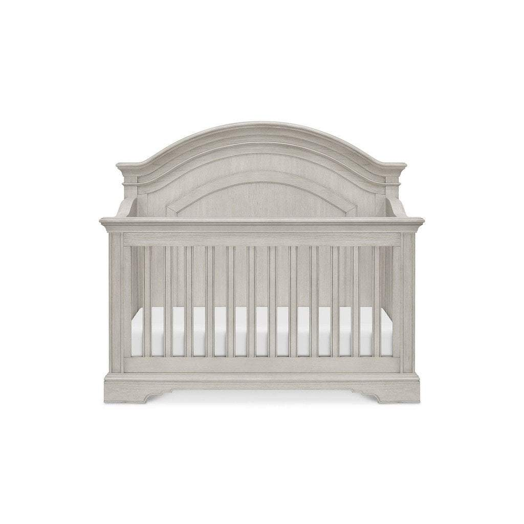 Franklin & Ben Furniture Franklin & Ben Holloway 4 in 1 Convertible Crib London Fog