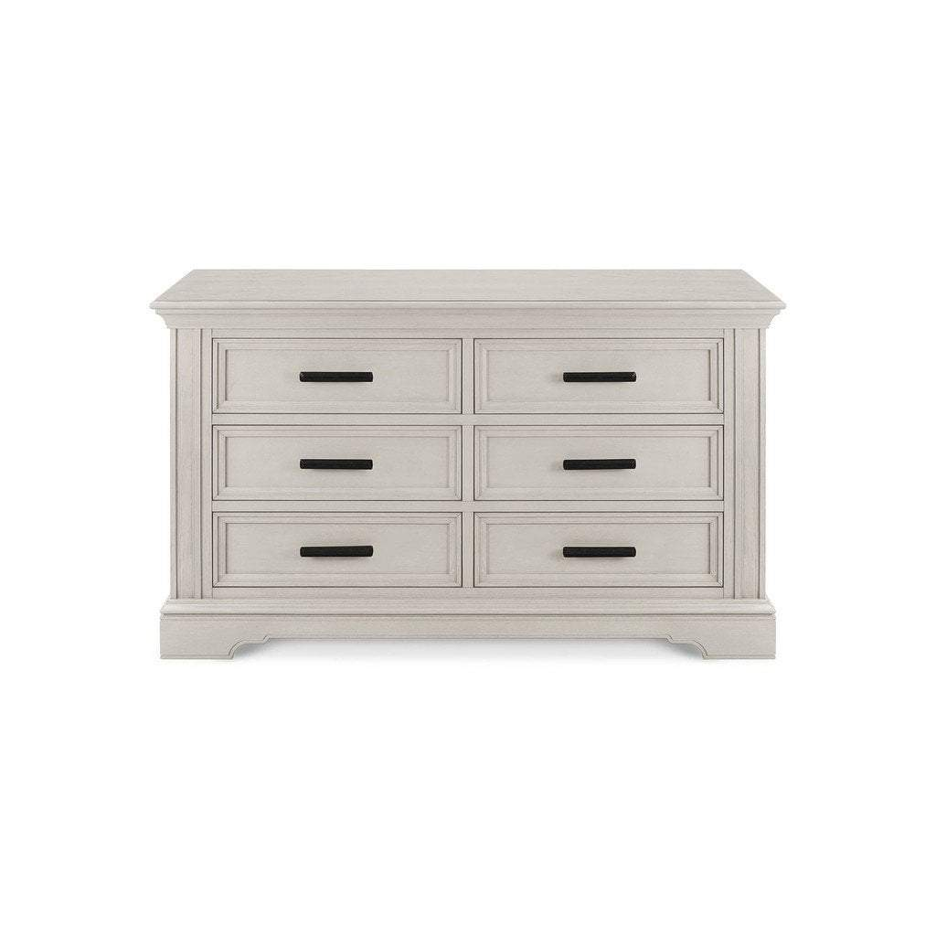 Franklin & Ben Furniture Franklin & Ben Holloway 6 Drawer Dresser London Fog