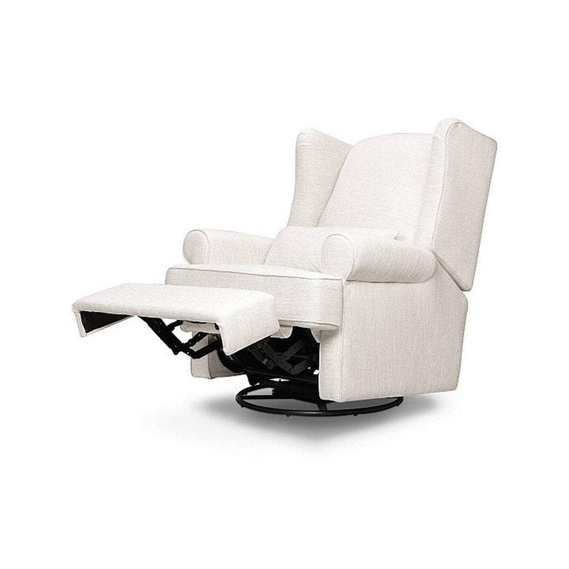 Tremendous Franklin Ben Tahoma Wingback Recliner Chair Oatmeal Linen Ncnpc Chair Design For Home Ncnpcorg