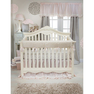 Glenna Jean Contessa 4 in 1 Crib Rail Guard-Nursery Décor-Babysupermarket