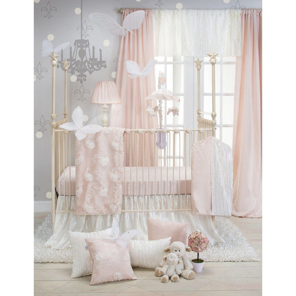 Glenna Jean Lil Princess 3 Piece Baby Nursery Bedding Set-Nursery Décor-Babysupermarket