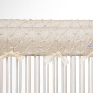 Glenna Jean Paris 4 in 1 Convertible Crib Rail Protector-Nursery Décor-Babysupermarket