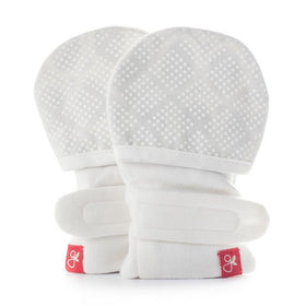 Goumi Kids Diamond Dots Mitts Cream-Gifts & Apparel-Babysupermarket