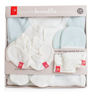 Goumi Gifts & Apparel 0-3 Months / Aqua Dots Goumi Kids Bundle Mitts Boots Jamms Aqua Dots