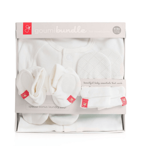 Goumi Gifts & Apparel 0-3 Months / Diamond Dots Goumi Kids Bundle Mitts Boots Jamms Diamond Dots