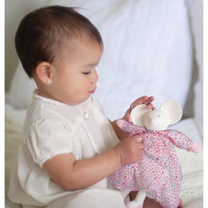 Meiya the Mouse Soft Toy-Toys-Babysupermarket