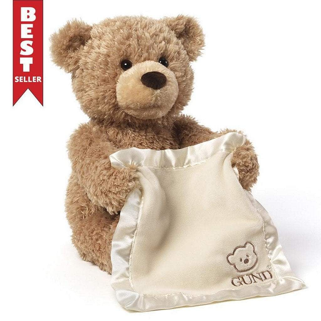 GUND Gifts & Apparel Gund Animated Peek A Boo Bear