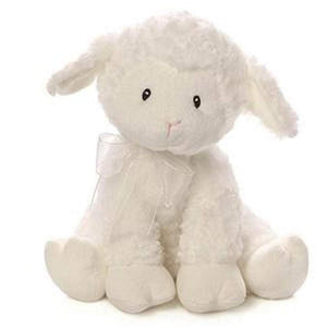 GUND Gifts & Apparel GUND LENA LAMB JESUS LOVES ME, 10""