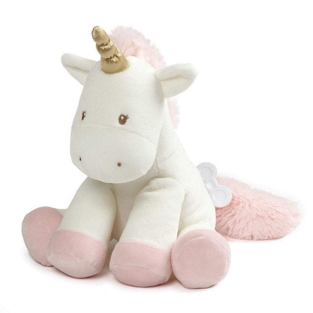 GUND Gifts & Apparel GUND Luna Keywind Musical Unicorn 9""