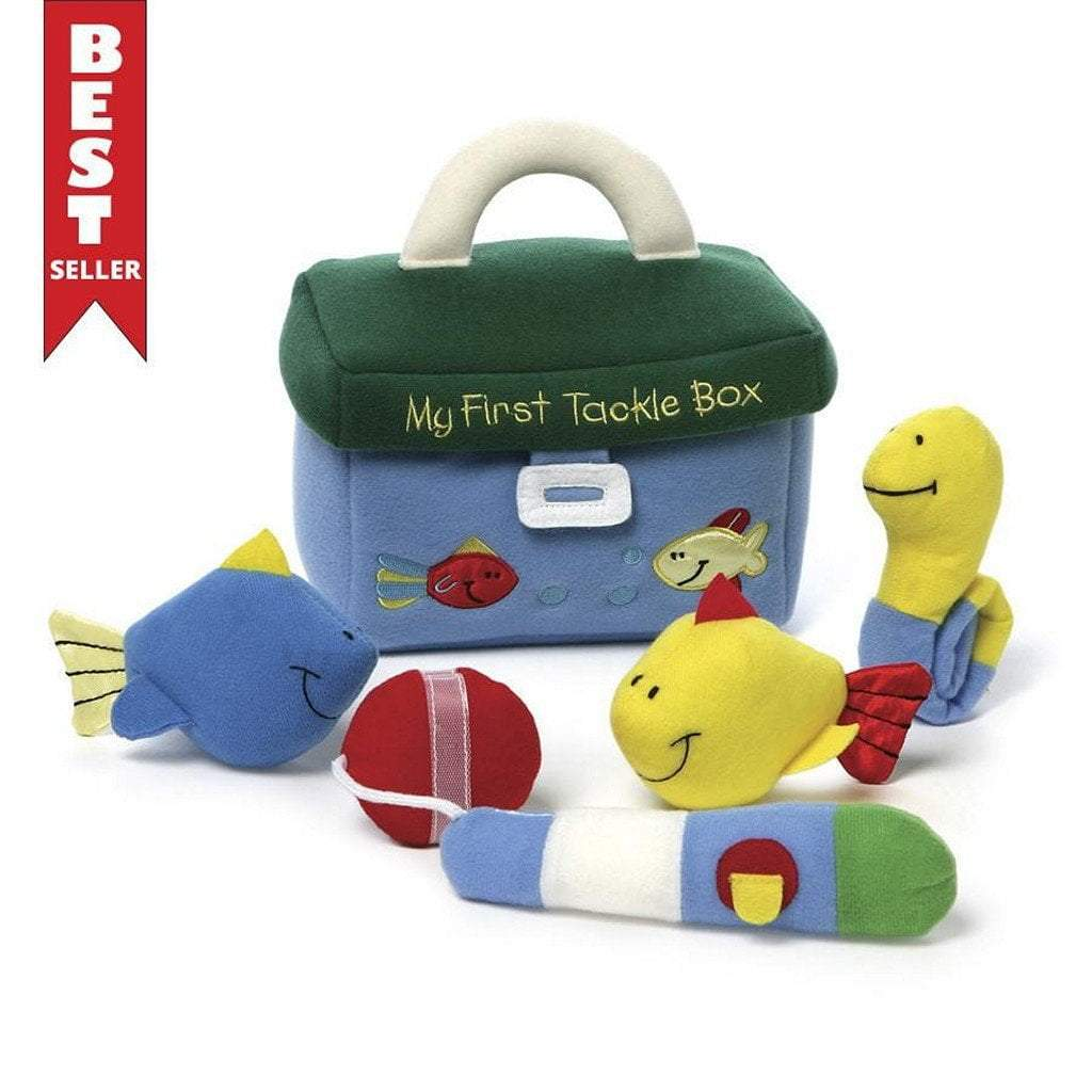 GUND Gifts & Apparel Gund My First Tackle Plush Play Set
