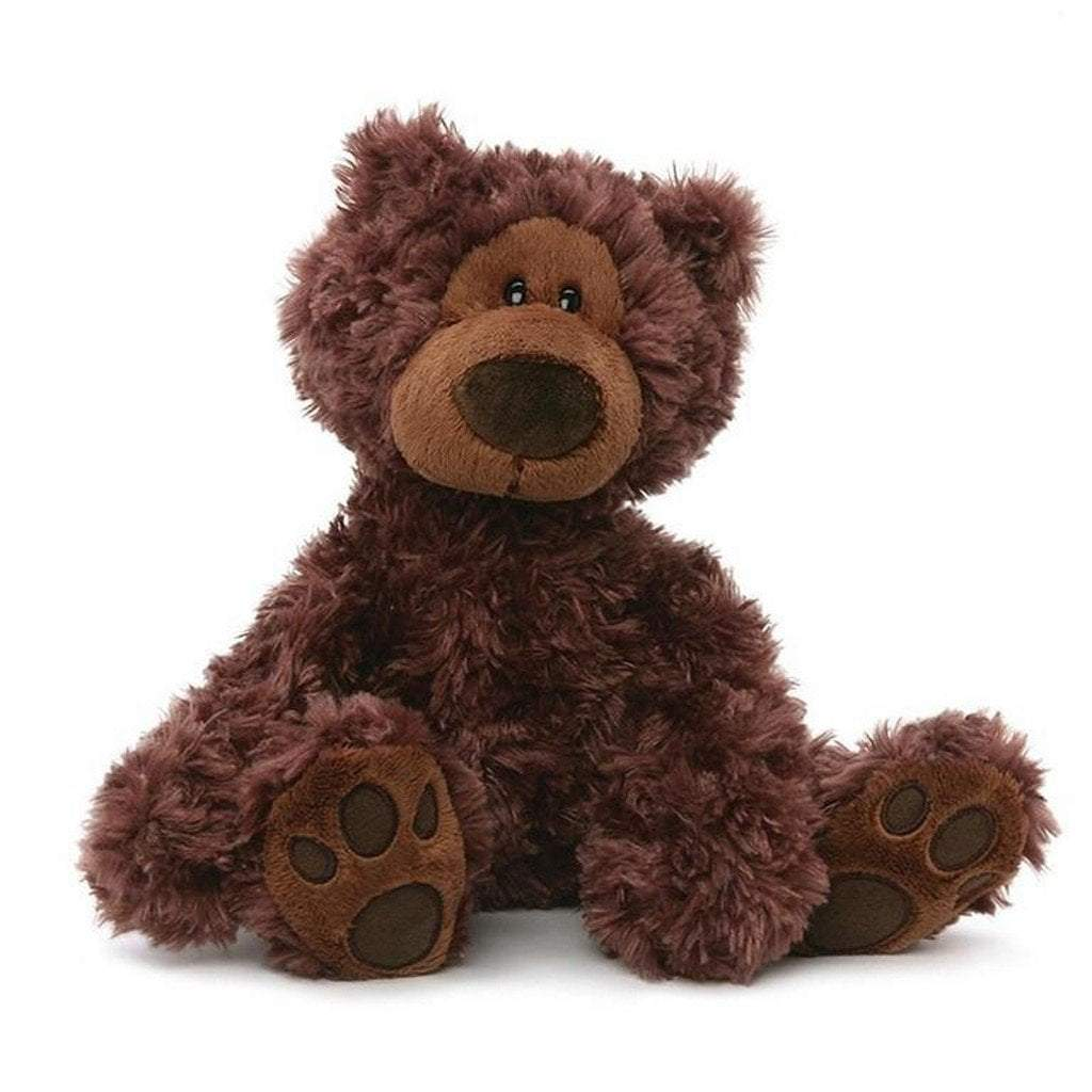 Gund Gifts & Apparel Gund Philbin Chocolate Plush Bear 12""