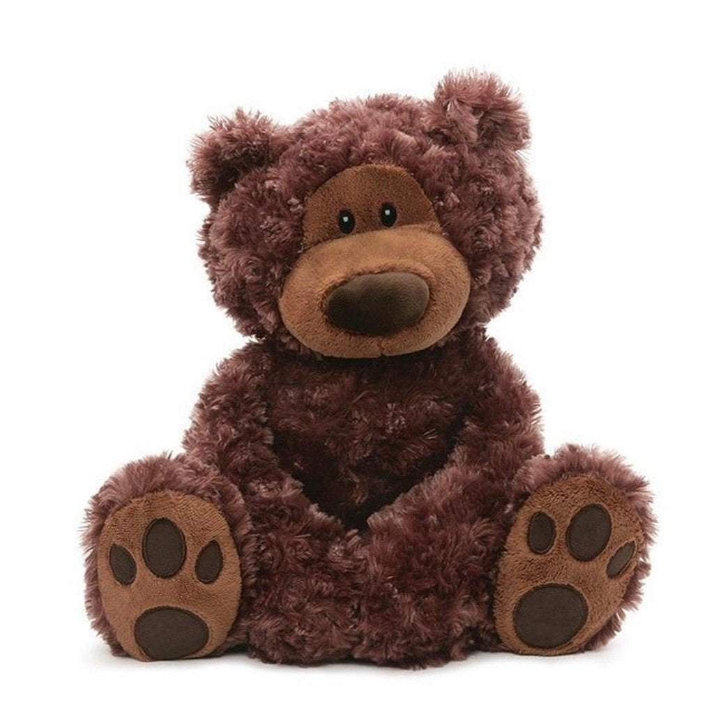 Gund Gifts & Apparel Gund Philbin Chocolate Plush Bear 18""