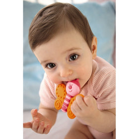 HABA Butterfly Clutching and Teething Toy-Toys-Babysupermarket