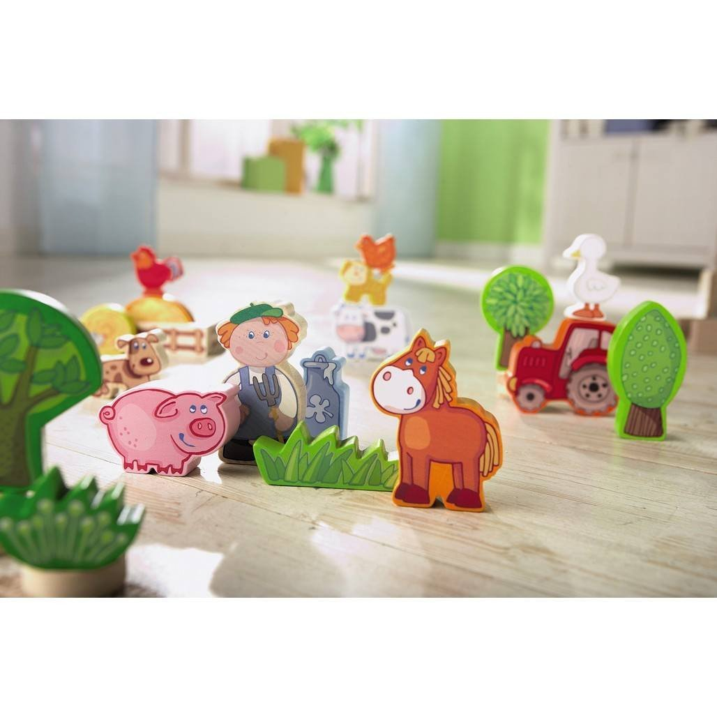 HABA Farming Around Play World-Toys-Babysupermarket