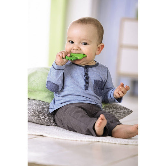 HABA Toys HABA Frog Clutching and Teething Toy