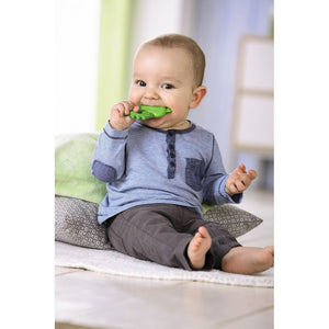HABA Frog Clutching and Teething Toy-Toys-Babysupermarket