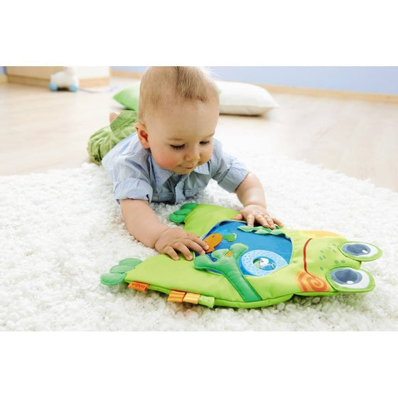 HABA Toys HABA Little Frog Water Play Mat Little Frog