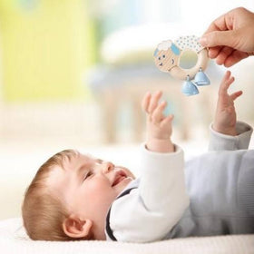 HABA Little Sheep Clutching Toy-Toys-Babysupermarket