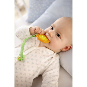 HABA Orange Teething and Clutching Toy-Toys-Babysupermarket