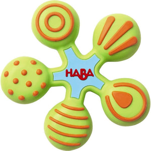 HABA Star Clutching and Teething Toy-Toys-Babysupermarket
