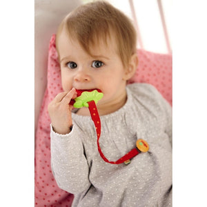 HABA Strawberry Teething and Clutching Toy-Toys-Babysupermarket
