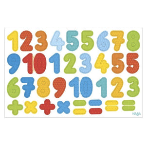 Haba Toys Haba Toys 1, 2 Numbers & You Magnetic Game