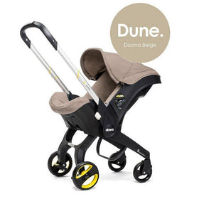 Happy Kidz Baby Gear Doona Infant Car Seat and Stroller Beige/Dune