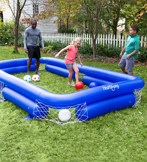 Hearth Song Toys Hearth Song Inflatable Soccer Pool Game