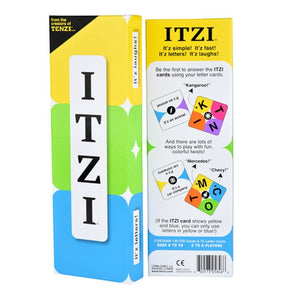 Carma Toys ITZI Card Game by Carma Games