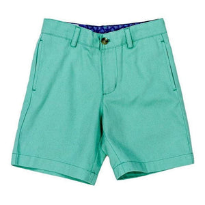 The Bailey Boys Boys Apparel 4 / Aloe J Bailey Boys Pete Short Aloe Twill