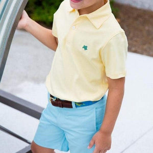 The Bailey Boys Boys Apparel 4 / Ice Blue J Bailey Boys Pete Short Ice Blue Twill