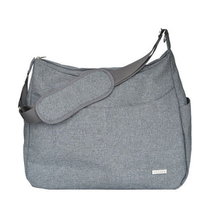 Tomy Baby Care JJ Cole Collections Linden Diaper Bag - Heathered