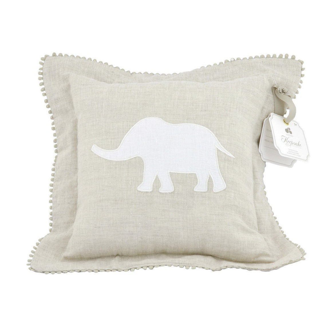 Just Born Keepsake Collection Pillow-Nursery Décor-Babysupermarket