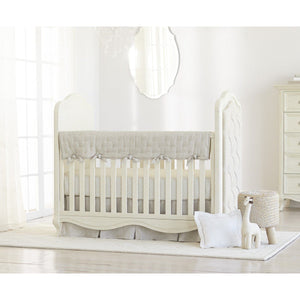Just Born Keepsake Collection Crib Rail Cover-Nursery Décor-Babysupermarket